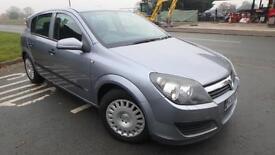 2006 Vauxhall/Opel Astra 1.6i ( a/c ) Life 49897 miles Shrewsbury