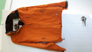 Mountain hardwear shell jacket