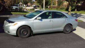 2007 TOYOTA CAMRY LE | GREAT CONDITION | EXTRAS INCLUDED