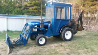 tracteur ford 1210 4x4