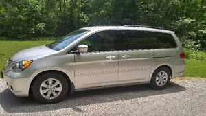 2009 Honda Odyssey EX Minivan, Van