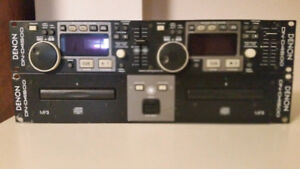 Denon dj  cd player unit