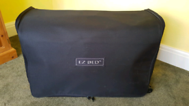 Ez Double Electric Inflatable bed
