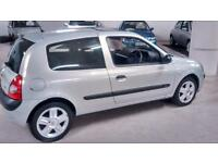 Renault Clio 1.2 16v Dynamique perfect first car