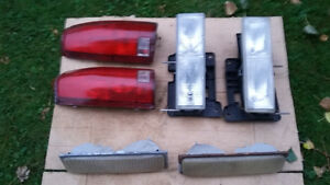 GM headlights and tail lights Stratford Kitchener Area image 1