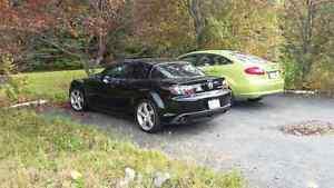 2006 Mazda RX-8 Coupe (2 door)