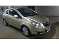 GENUINE 35000 MILES FROM NEW,2007 VAUXHALL CORSA 1,2,(1229cc),3 DOOR,