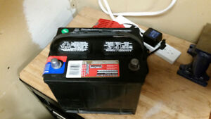 Car Battery Kirkland New Condition 850 cranking amps