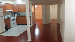2 Bed Room Basement  @ Sandalwood & Dixie ( Brampton ) Available
