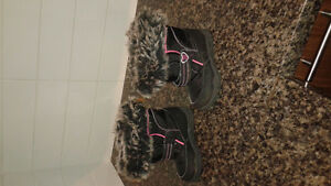 Kid and youth snow boots