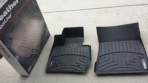 BMW X3 WEATHER TECH MATS , BRAND NEW COMES WITH BOX150$ FIRM