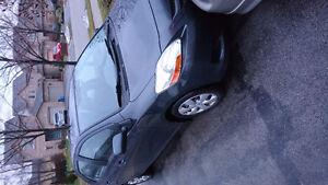 2007 Toyota Yaris Sedan