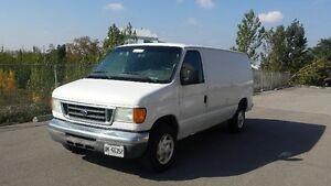 2005 FORD E-250 CARGO VAN ...... GREAT CONDITION PRICE REDUCED
