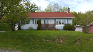 Lovly 3 Bedroom home on large lot in the heart of Clarenville St. John's Newfoundland image 1