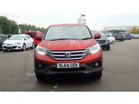 2014 Honda CR-V 2.0 i-VTEC SE 5dr Auto Estate petrol Automatic
