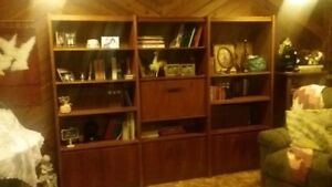 Wall unit - price reduced