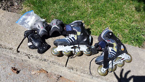 Patins à roulettes RollerBlade