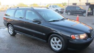 2002 Volvo V70 Wagon  AS-IS