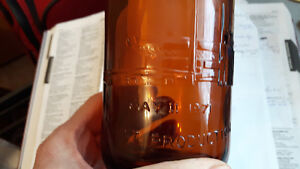 """WANTED :  INFO on this BOTTLE.  """"Calling all Aussies !"""" Cambridge Kitchener Area image 4"""