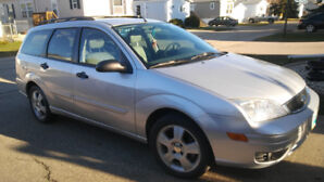 Ford Focus wagon ses. MINT condition