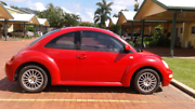 2000 VW Beetle Hatchback Edmonton Cairns City Preview