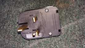 Plug converter.