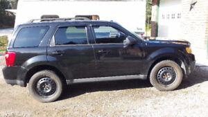 2012 Mazda Tribute SUV, Crossover