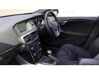 2016 Volvo V40 D4 (190) R DESIGN Pro with SEN Manual Diesel Hatchback
