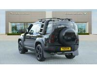2021 Land Rover Defender 3.0 D250 SE 90 3dr Auto Diesel Estate Estate Diesel Aut