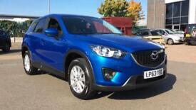 2013 Mazda CX-5 2.2d SE-L 5dr Automatic Diesel Estate
