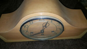 Mantle Clock 1950s made in Germany