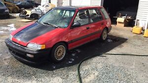 91 Civic Wagon