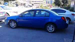 2003 saturn ion, 1 owner with 55000 km only