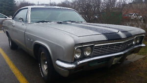1966 CHEVY IMPALA MUSCLE CAR.. ONLY responding to texts or calls London Ontario image 9