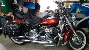 2003 Customized Yamaha V-Star Silverado 1100 West Island Greater Montréal image 4