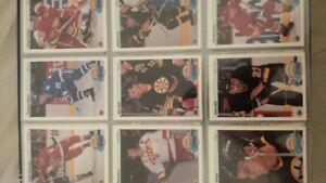 Upper Deck hockey cards. Complete set 1990-91. Mint condition