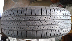 4 Michelin all season.205/65R16. $140.