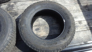 Set of 4 Goodyear Wrangler SR-A