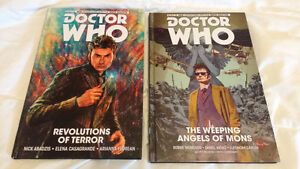 Vol 1 & 2 New Adventures with the Tenth Doctor