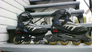 Rollers pour homme