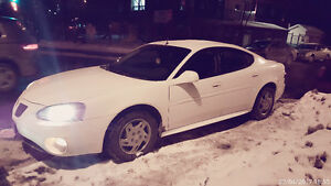 2005 Pontiac Grand Prix Sport Berline