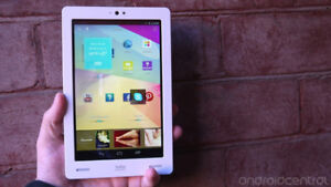 """Android 7"""" Tablet, 250GB cloud, games, music, books, movies"""