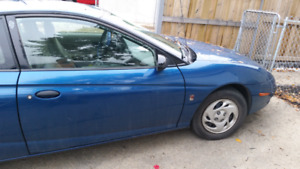 2002 saturn coupe sc1 automatic transmission
