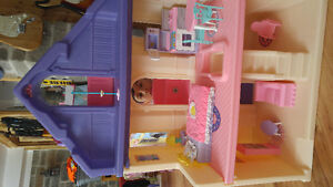 Maison barbie step2