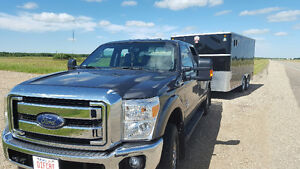 TRUCK @ TRAILER GOING FROM ALBERTA TO NOVA SCOTIA JULY 28TH 2016