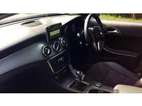 2014 Mercedes-Benz GLA-Class GLA 200 CDI AMG Line 5dr (Prem Manual Diesel Hatchb