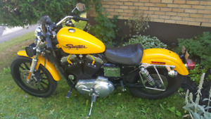 SPORSTER 883 2001