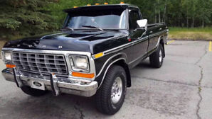 Wanted 1976-1979 Ford f150 or f250