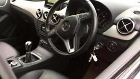 2014 Mercedes-Benz B-Class B180 CDI Sport 5dr Manual Diesel Hatchback