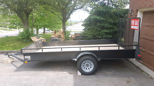 2017 UTILITY TRAILER for sale